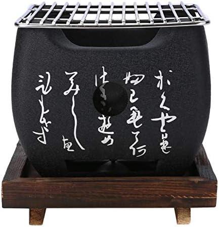 Barbacoa  japonesa de acero