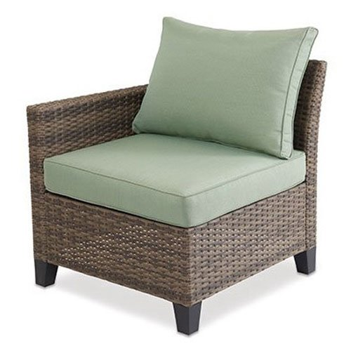 LETRIGHT INDUSTRIAL 710.086.002 FS Key Largo Arm Chair (Largo Lounge Chair)