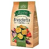 MARETTI, BRUSCHETTE, VEGGIE, Pack of 9, Size 5 OZ - No Artificial Ingredients 70%+ Organic