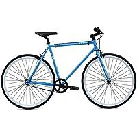 SE Draft Single-Speed City Bike (2017) (Blue)