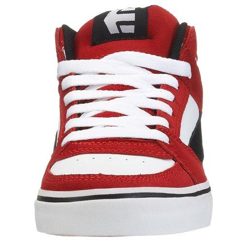 Baskets mode 4101000241598 9 Etnies Rouge RVM Black homme fvZAnEAx