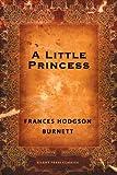 A Little Princess by Frances Hodgson Burnett front cover