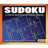 2019 Sudoku 2019 Desk Calendar, More Puzzles by Calendar Ink