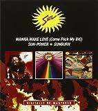 Wanna Make Love / Sun-Power / Sunburn (3in2)