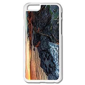 Design Unique Protective Coastline IPhone 6 Case For Couples