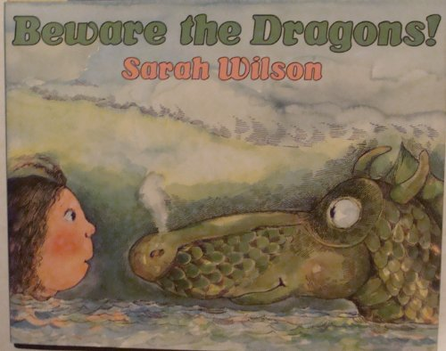 0060265086 - Sarah Wilson: Beware the Dragons! - Buch