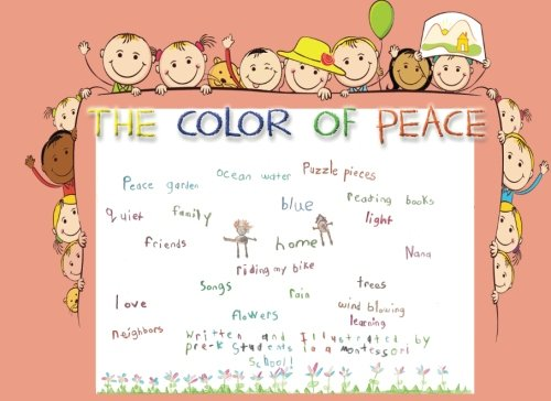 Read Online The Color of Peace pdf