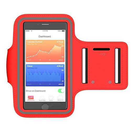 Home Comforts Print on Metal Sport Jogging Run Smartphone Sports Armband Print 12 x 18. Worry Free Wall Installation - Shadow Mount is Included.