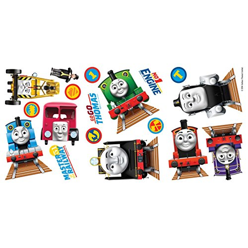 Thomas and Friends Wall Stickers (WS40269)