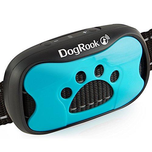 [No Shock] Best Bark Control Collar for Small & Medium Dogs – Anti Bark Vibrating Device – Humane No Harm Barking Deterrent