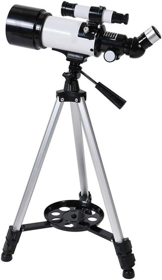 Telescopio Telescopios astronómicos para adultos y niños que se pueden ver en refractores de cráteres lunares de alta definición, para niños, niños, adolescentes, regalo de cumpleaños, regalo para niñ
