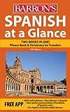 Spanish at a Glance, Heywood Wald, 0764147730