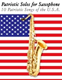 Patriotic Solos for Saxophone, Uncle Sam, 1477407553
