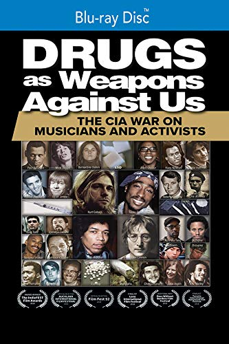 Blu-ray : Drugs As Weapons Against Us: The Cia War On Musicians And Activists (Blu-ray)