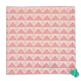 Heart of America Bermuda Triangles Printed Napkin - 6 Pieces