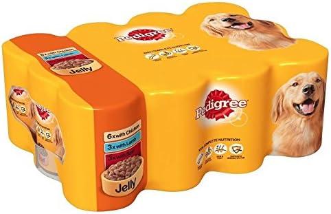 Pedigree Chunks in Jelly Selection (12x385g) – Dogs Corner