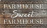 Toland Home Garden 800436 Sweet Farmhouse Doormat, 18'' x 30'', Multicolor