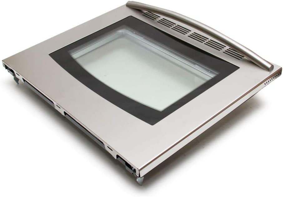 Samsung DG94-00208C Range Oven Door Assembly Genuine Original Equipment Manufacturer (OEM) Part
