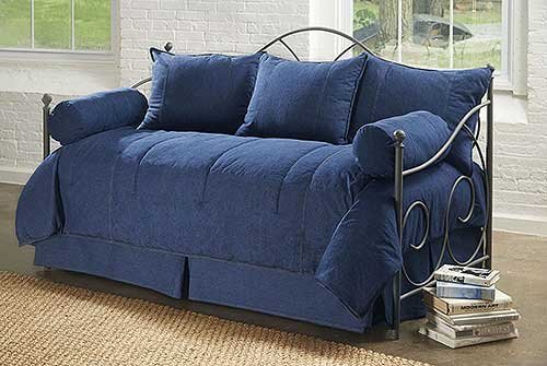 Karin Maki Denim Daybed Set By Kimlor