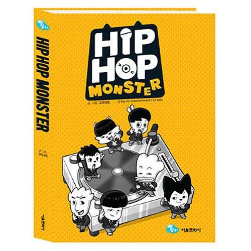 BTS Webtoon Book (HIPHOP ()