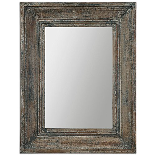 Uttermost  Missoula Mirror, Small industrial wall decorations