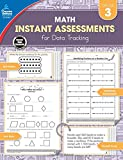 img - for Instant Assessments for Data Tracking, Grade 3: Math book / textbook / text book