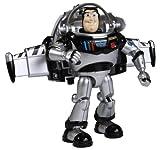 Disney / Pixar Label Toy Story 3 Transformers Buzz Lightyear Monochrome Version