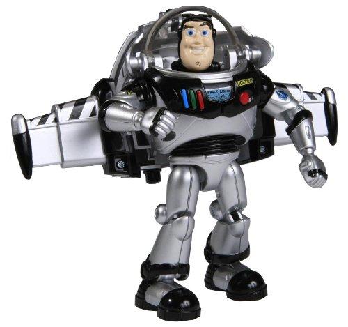Disney   Pixar Label Toy Story 3 Transformers Buzz Lightyear Monochrome Version (japan import)