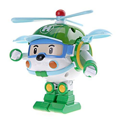 image Robocar Poli 83169 - Robocar Transformables - Héli