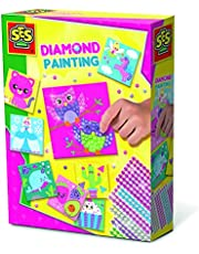 SES creative 14119 Diamentowe naklejki mozaikowe