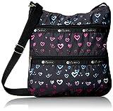 lesportsac classic - LeSportsac Classic Kylie Cross Body Bag, Heartbeat