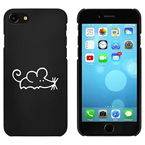 Schwarz 'Nette Maus' Hülle für iPhone 7 (MC00090846)