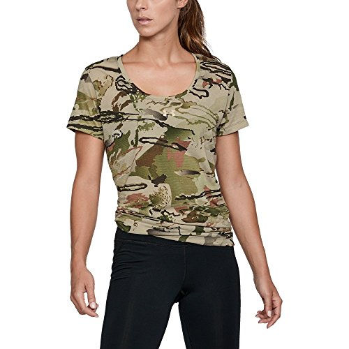 Under Armour UA Threadborne Early Season MD Ridge Reaper - Neck Ridge Crew