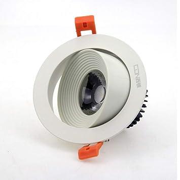 Modenny Alta potencia Súper luminosa Empotrada Lámpara de techo Lámpara de techo Iluminación de aluminio comercial