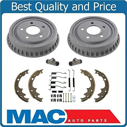 (for Ford Ranger 01-08 Rear Wheel Drive Smaller Standard Size 9inch Drums Shoes)