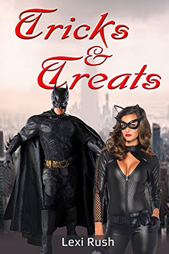 Sensual Costumes (Tricks & Treats: (Sensual True Halloween Costume Literotica))