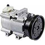 AC Compressor & A/C Clutch For Hyundai Sonata Elantra Accent - BuyAutoParts 60-
