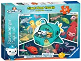 Octonauts Giant Floor Puzzle with Look and Find Fun Fact Sheet