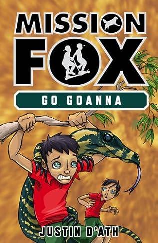 book cover of Go Goanna