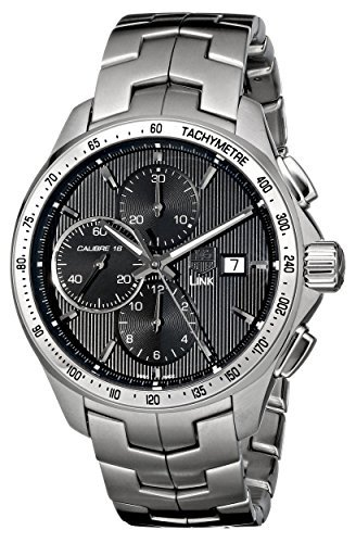 TAG Heuer Men's CAT2010.BA0952 Link Stainless Steel Watch ()