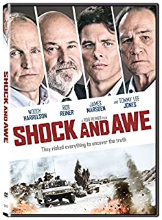 Book Cover: Shock And Awe