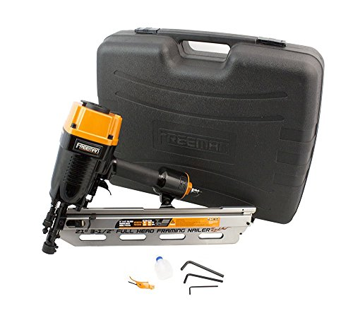 Freeman PFR2190 21-Degree Full-Head Framing Nailer