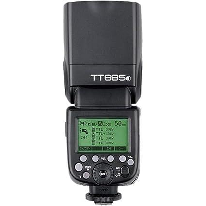 Speedlite BYTT685 - Flash Speedlite Profesional para cámara réflex ...