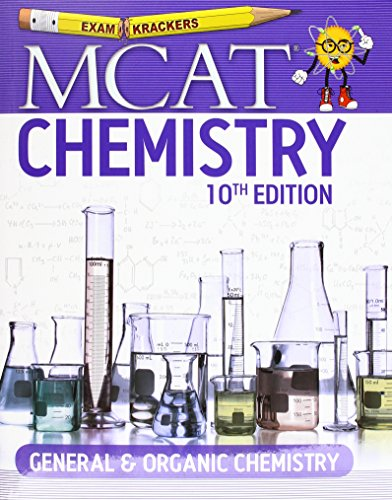 Which are the best examkrackers chemistry available in 2019?