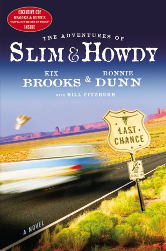 The Adventures of Slim & Howdy: A - Street Mall Burke