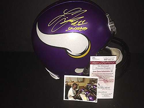 laquon-treadwell-vikings-jsa-authentication-witness-signed-full-size-helmet-skol-vikings-d-autograph