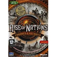 Rise of Nations: Thrones and Patriots Expansion Pack (vf)(French Version)