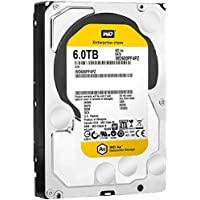 WD 6TB 3.5 AE Datacenter Archive SATA III 64 MB Cache Enterprise Hard Drive (WD6001F4PZ)