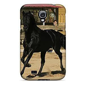 PgB1659kFqt Faddish Spanish Stallion Case Cover For Galaxy S4