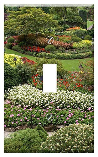 Butchart Gardens Lights in US - 3